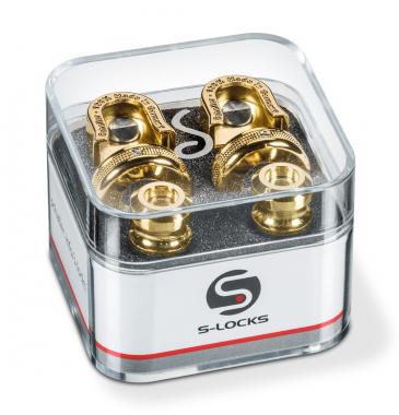 Schaller Security Locks G447, gold