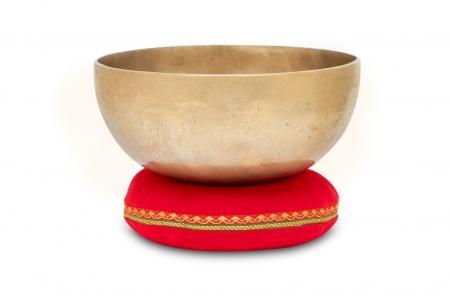 XDrum Omshanti Singing Bowl 20 cm Set incl. Pillow