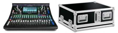 Allen & Heath SQ-5 Digital Mischpult Set mit Case