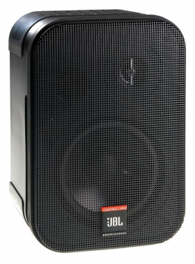 JBL Control 1 Pro finitura nera, Monitor, Speaker Woofer