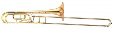 Yamaha YSL-446GEII B-kwart trombone (lak)