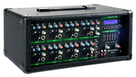 Pronomic PM82EU MP3 Powermischer  - Retoure (Zustand: sehr gut)