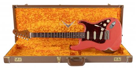 Fender Custom LTD 1960 Roasted Strat Heavy Relic FFRD