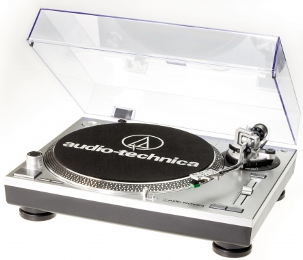 Audio-Technica AT-LP120USBHC Plattenspieler