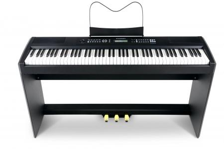 McGrey SP-100-plus piano compact noir