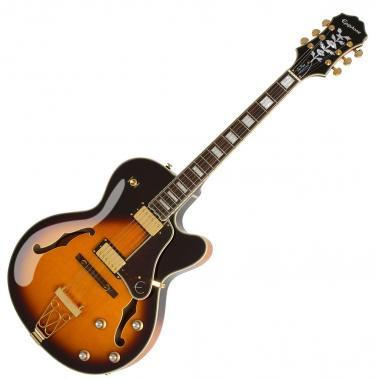 Epiphone Emperor II PRO Joe Pass VS