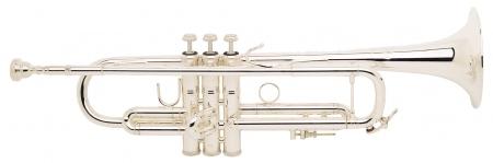 Bach LR180S-43 ML Stradivarius Bb-Trompete versilbert