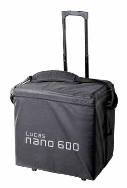 HK Audio Lucas Nano 600/602/608i/605 FX Roller Bag