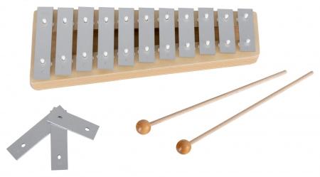 Sonor GP Sopran Glockenspiel silber