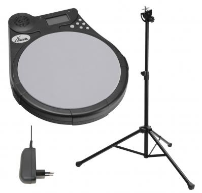 XDrum DT-950 Drum Trainer Rhythm Coach SET incl. Stand and Power Supply