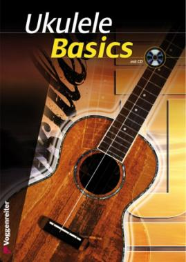 Ukulele Basics + CD