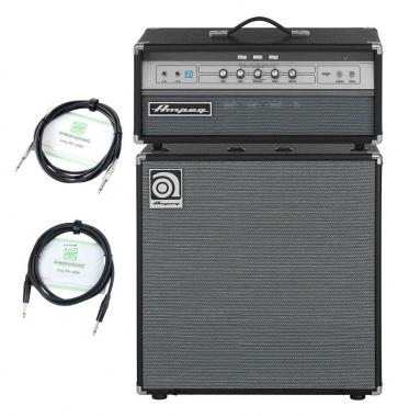 Ampeg V-4B/SVT-212AV Bass Stack inkl. Kabel