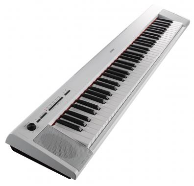 Yamaha NP 32 Portable Piano weiß  - Retoure (Zustand: sehr gut)