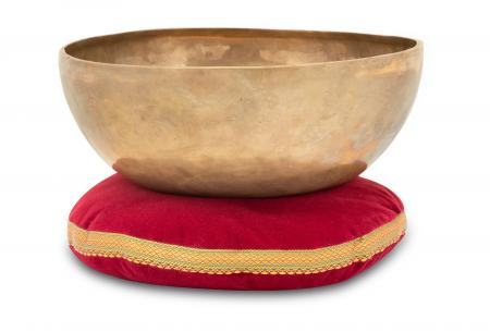 XDrum Omshanti Singing Bowl 30 cm Set incl. Pillow