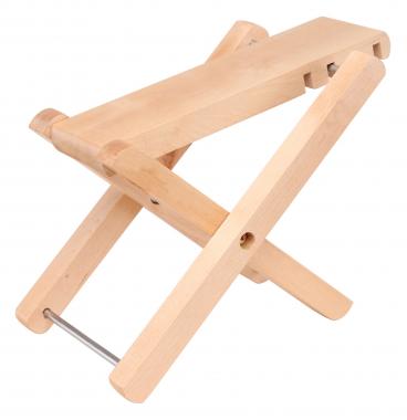 Classic Cantabile FS-2 poggiapie in legno