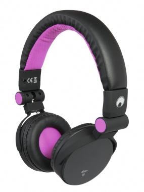 Omnitronic SHP-i3 Stereo-Kopfhörer pink