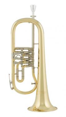 Cerveny CFH 501 Flügelhorn  - Aussteller (Zustand: sehr gut)