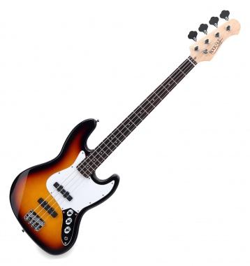 Rocktile Fatboy II Electric Bass Sunburst