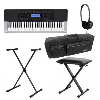 Casio CTK-4400 Keyboard Deluxe SET