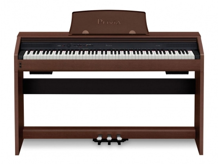 Casio PRIVIA PX-760 BN Digitalpiano braun