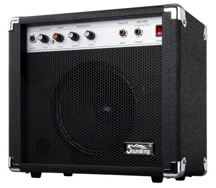 Amplificatore Chitarra con Distorsore - Soundking AK10-G Combo