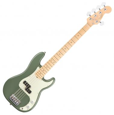 Fender American Pro Precision Bass V MN ATO  - Retoure (Zustand: sehr gut)