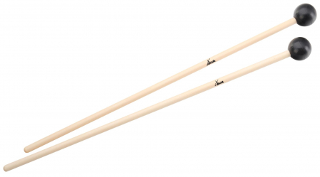 XDrum MG3 xylophone mallets hard rubber wood pair