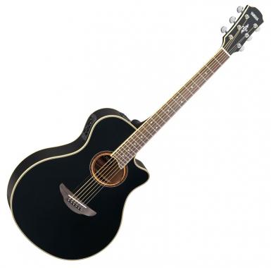 Yamaha APX 700 II Westerngitarre, Black