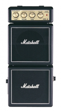 Marshall MS-4 Microben-Stack