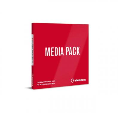 Steinberg Cubase Pro/Artist 9.5 Media Pack