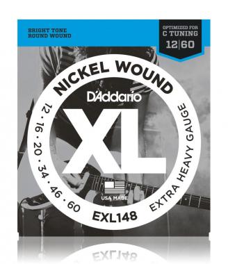 D'Addario EXL148 Extra-Heavy