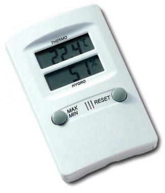 Hygrotherm - elektronisches Hygrometer