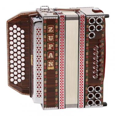 Zupan Alpe IVD Harmonika Palisander G-C-F-B - Retoure (Zustand: wie neu)