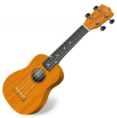 Classic Cantabile US-100 NAT Soprano Ukulele Natural