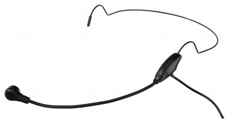 Pronomic HS-65 EA Headset Schwarz  - Retoure (Zustand: sehr gut)