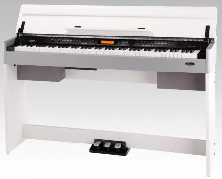 Classic Cantabile CP-A 320 WM E-Piano weiß matt  - Retoure (Zustand: sehr gut)