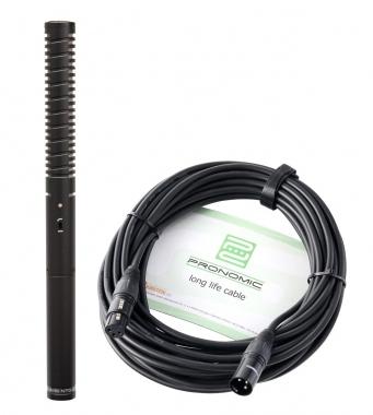 RODE NTG-2 SET inkl. XLR-Kabel