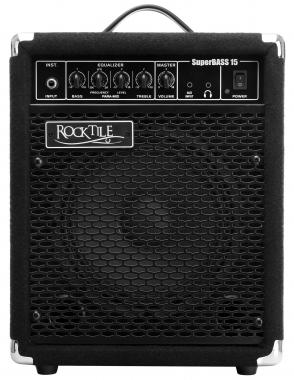 Rocktile SB-15 SuperBass15 Bass Amp 15 Watt