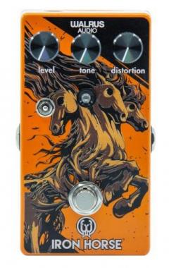 Walrus Audio Iron Horse V2 Halloween Edition