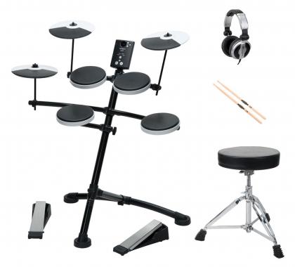 Roland TD-1K Drumkit SET inkl. Hocker, Sticks und Kopfhörer