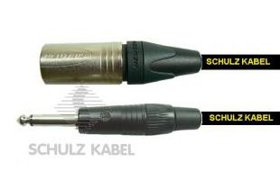 Schulz NTZ 3 Instrumentenkabel (3 m)