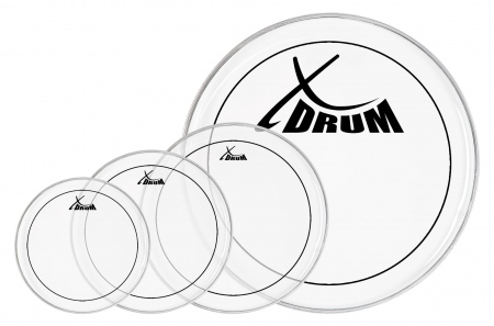 "XDrum Oil Hydraulic Drumfell SET 10"" 12"" 14"" 22"""