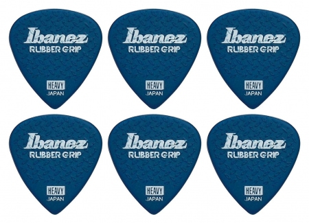 Ibanez PA16HRG-DB Grip Wizard Rubber Heavy - 6er Pack