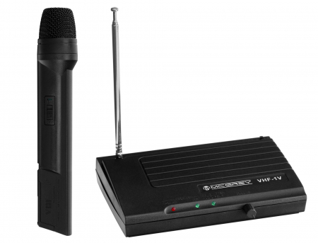 McGrey VHF-1V Wireless Microphone Set with Handheld Microphone 30 m