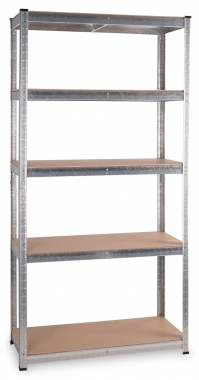 Stagecaptain Heavyrack Storage Rack Wooden Shelves, max. 875 kg