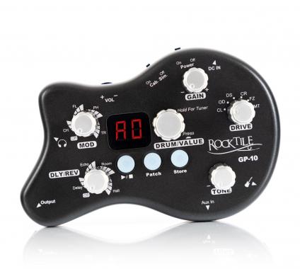 Rocktile GP-10 Headphone Amp & Multieffekt  - Retoure (Zustand: sehr gut)