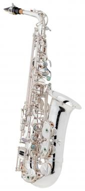 Lechgold LAS-20S Alto Saxophone Silver Plated
