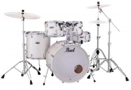 Pearl DMP925S/C229 Decade Maple White Satin Pearl