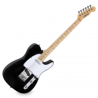 Shaman Element Series TCX-100B e-guitare noire