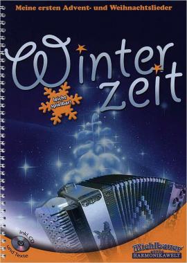 Michlbauer Winterzeit für steirische Harmonika MICHLBAUER-EC3089